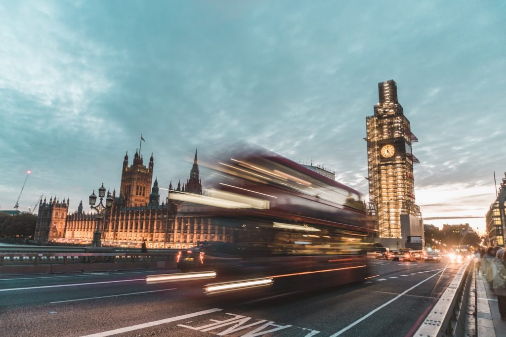 london scape